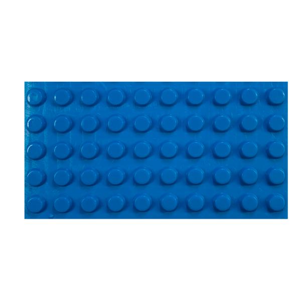 blå markeringsdupper