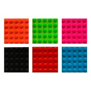 Markeringsdupper i farver
