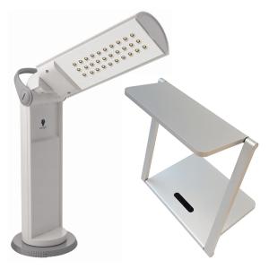 Transportable lamper