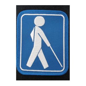 Emblem til rollator
